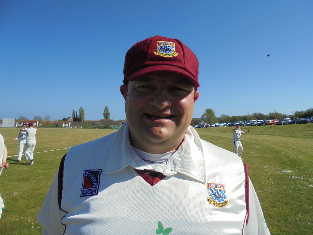 Torquay CC v Abbotskerswell CC - 12th May 2018